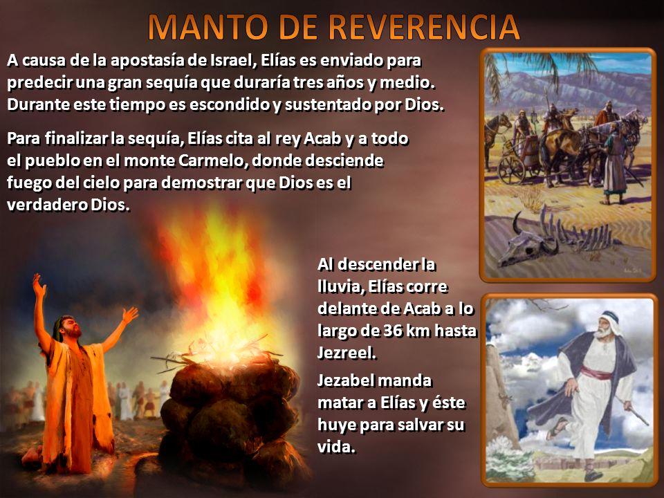 MANTO DE REVERENCIA
