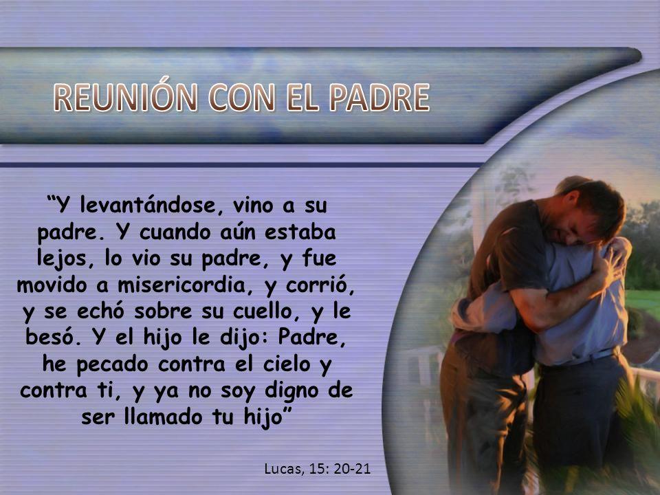 REUNIÓN CON EL PADRE