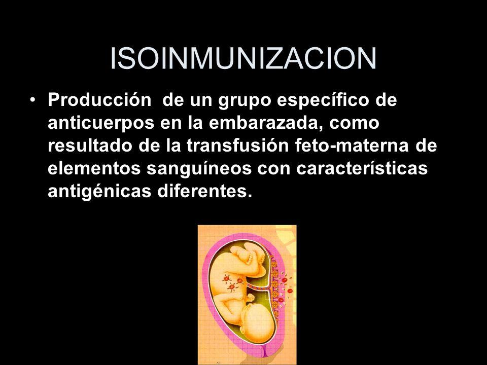 ISOINMUNIZACION
