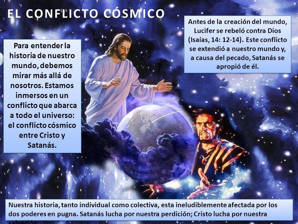 EL CONFLICTO CÓSMICO