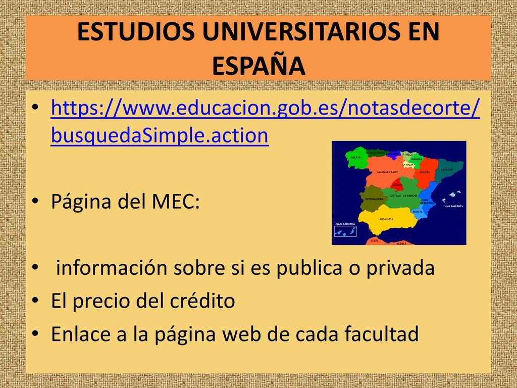 Departamento de Orientación IES Real Instituto de Jovellanos - ppt ...