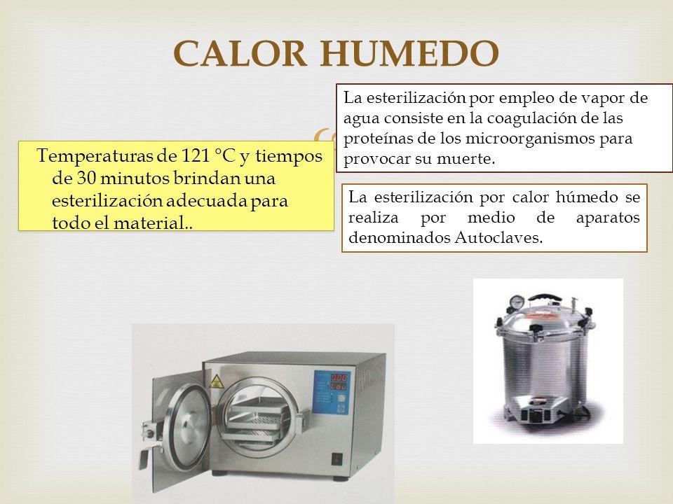 CALOR HUMEDO