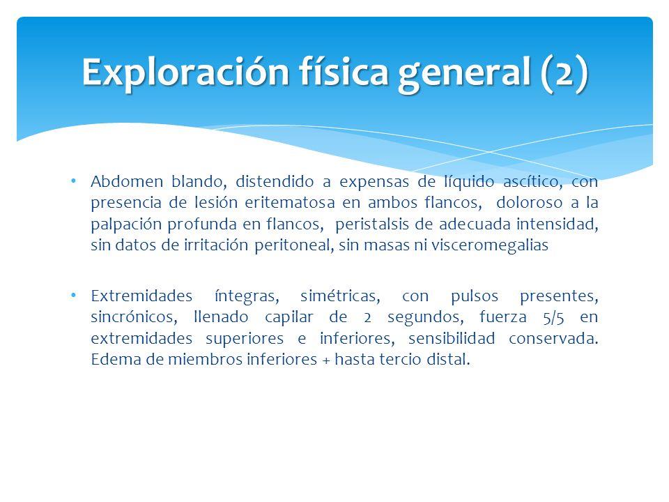 Exploración física general (2)