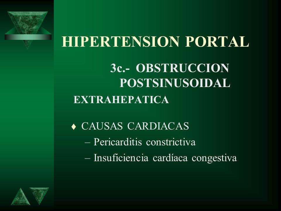 3c.- OBSTRUCCION POSTSINUSOIDAL
