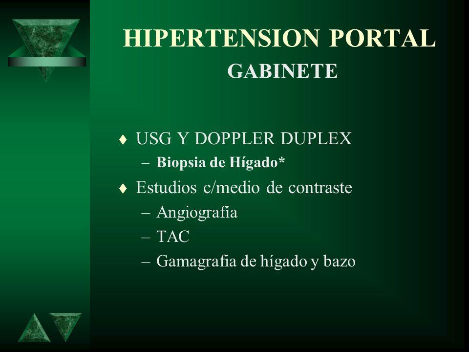 HIPERTENSION PORTAL GABINETE