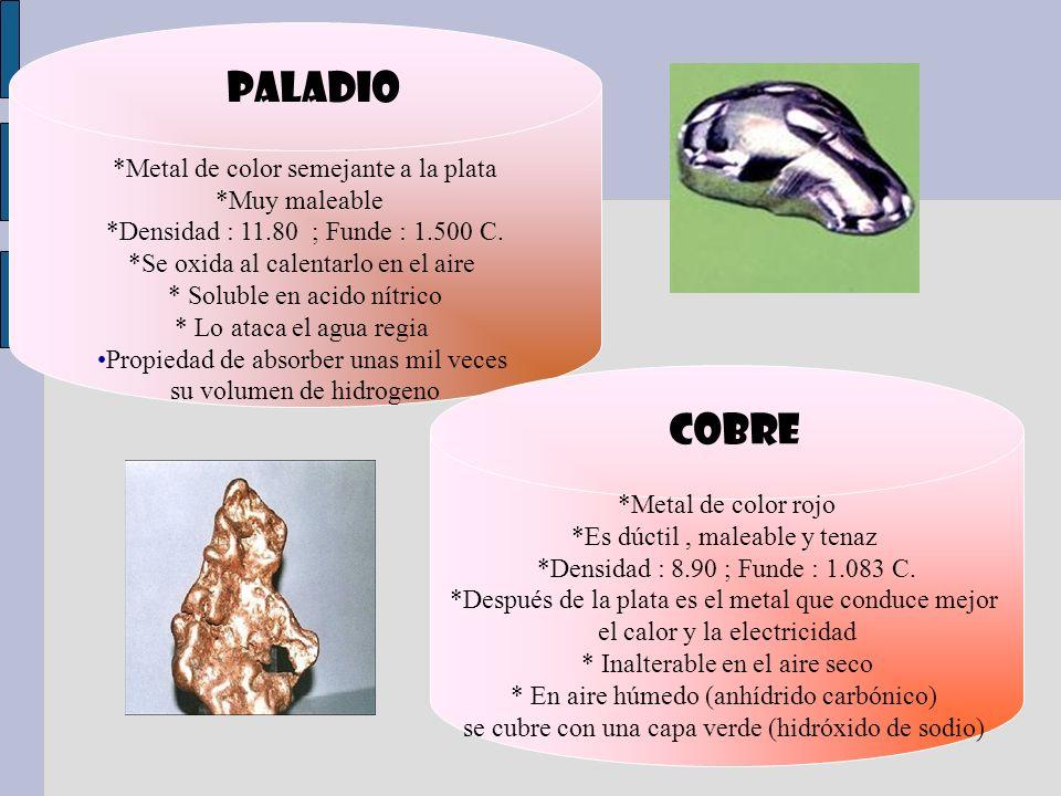 Obtencion del cobre yahoo dating 6