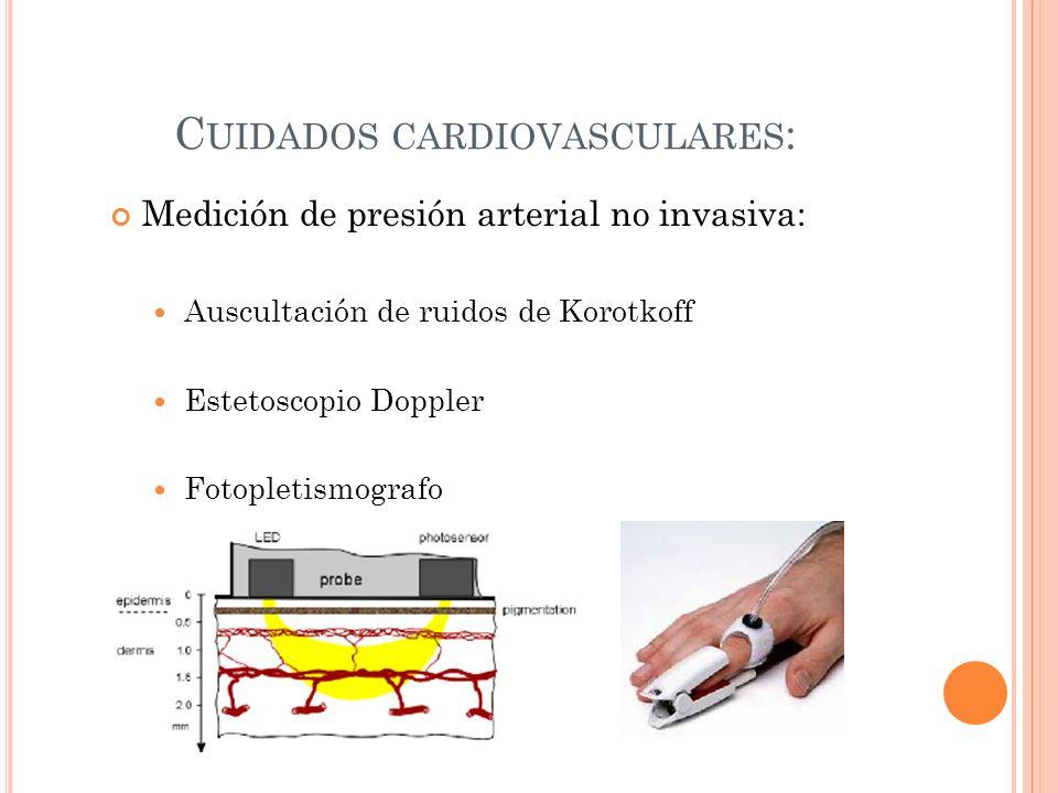 Cuidados cardiovasculares: