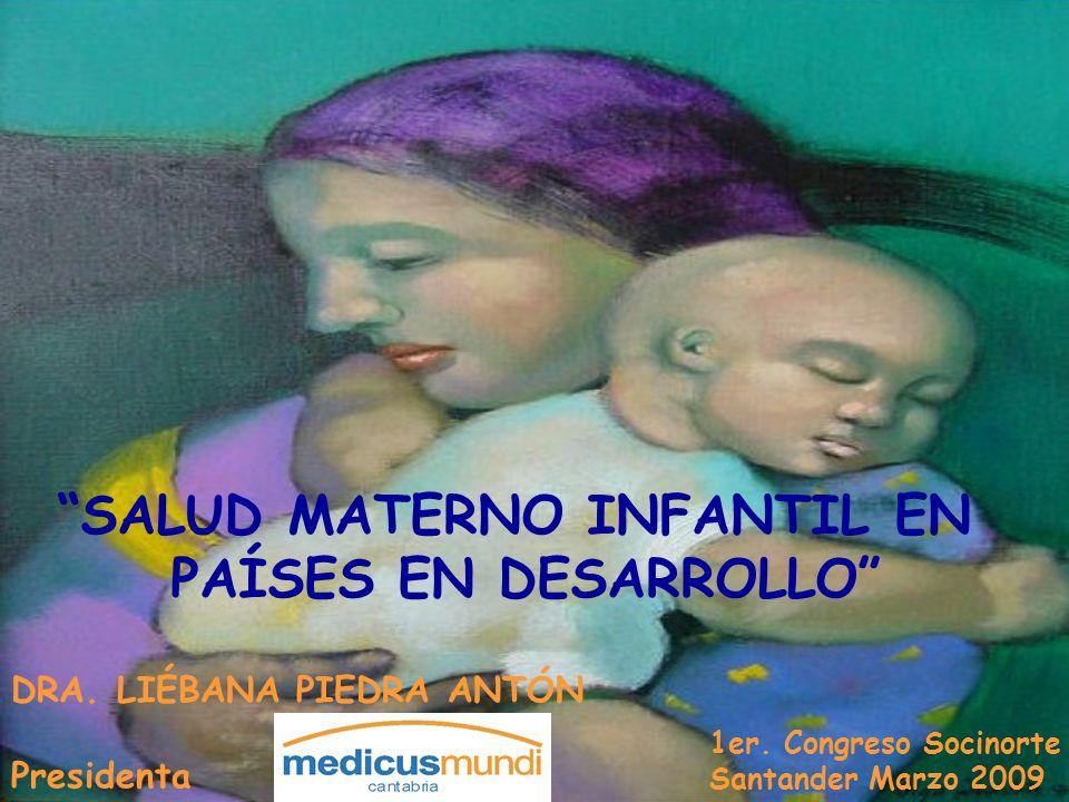 SALUD MATERNO INFANTIL EN
