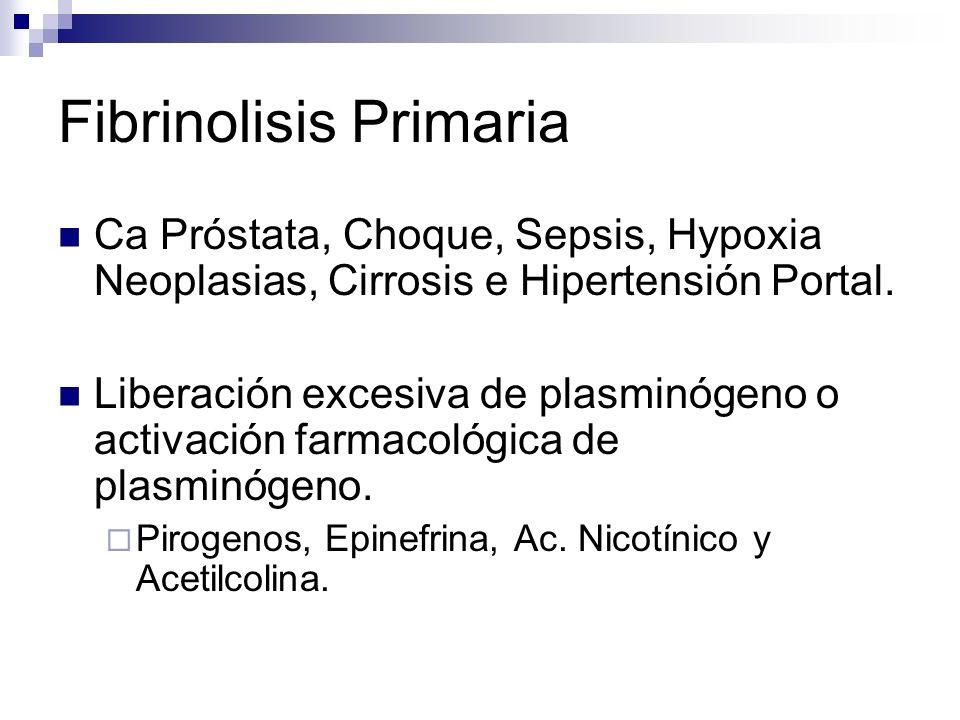 Fibrinolisis Primaria