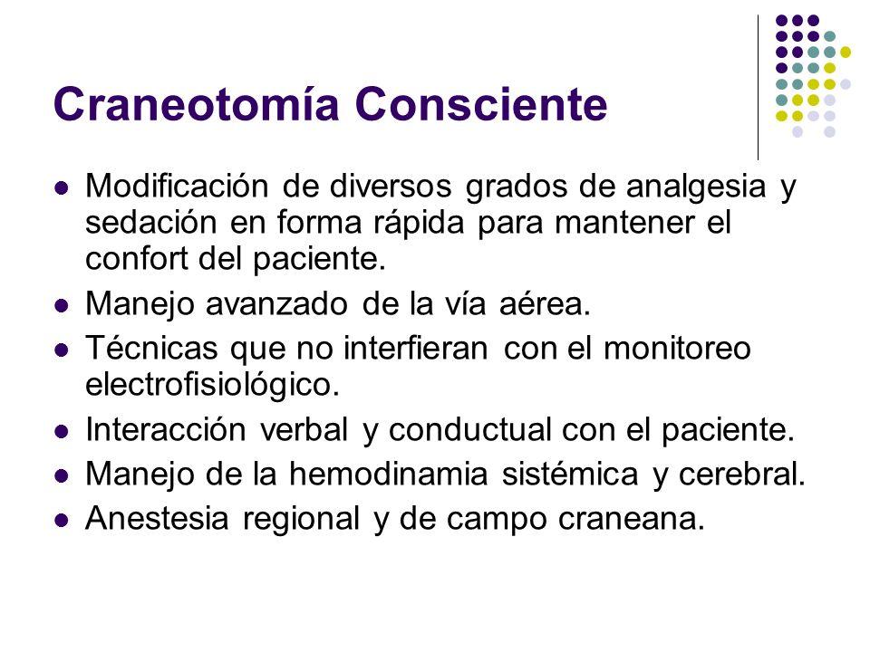 Craneotomía Consciente