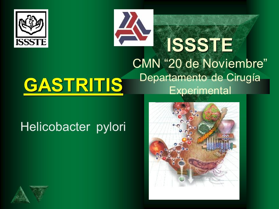 ISSSTE CMN 20 de Noviembre Departamento de Cirugía Experimental