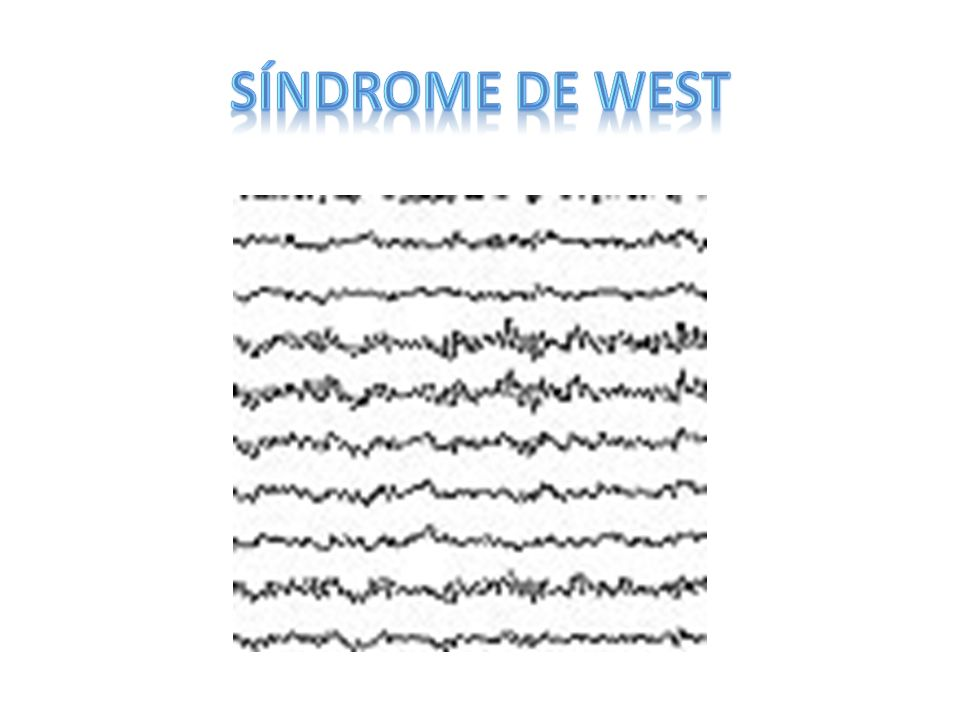 SÍNDROME DE WEST