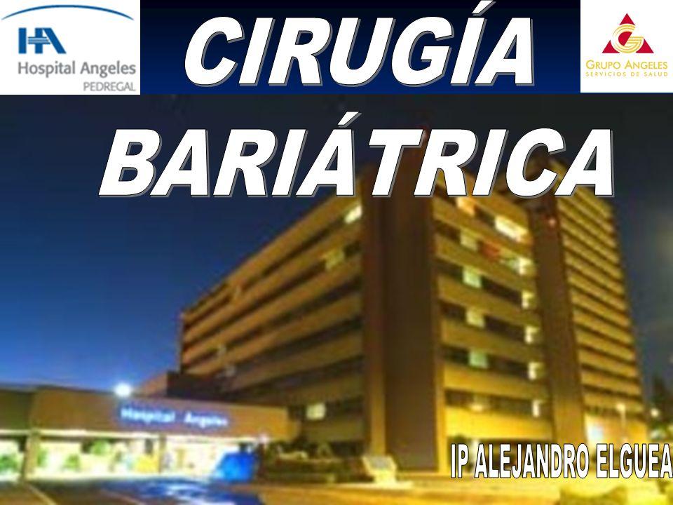 CIRUGÍA BARIÁTRICA IP ALEJANDRO ELGUEA