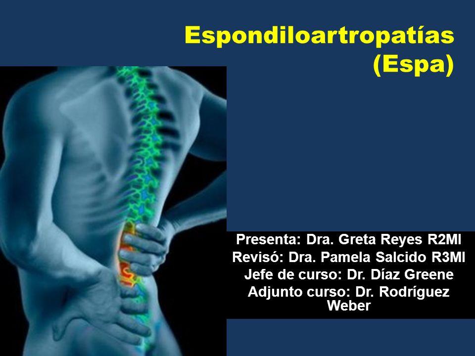 Espondiloartropatías (Espa)