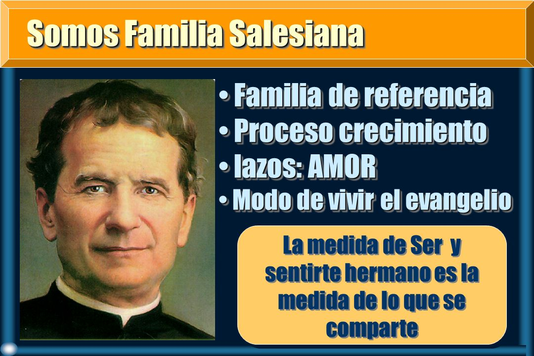 Somos Familia Salesiana