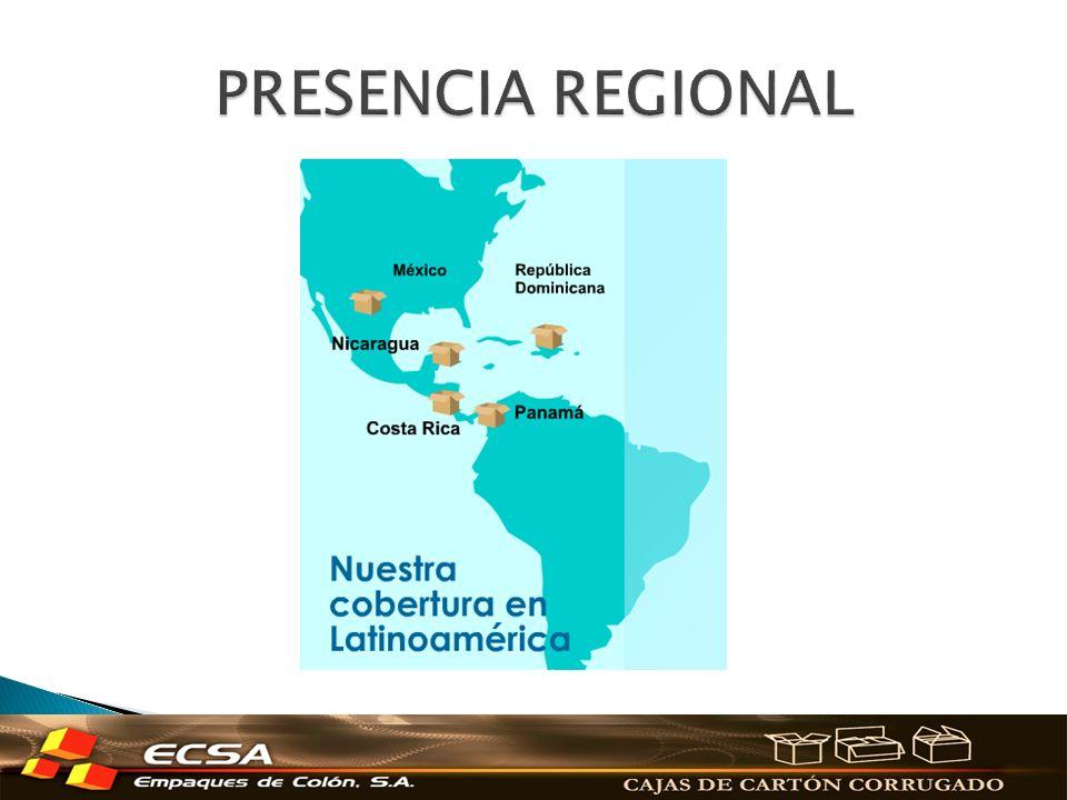 PRESENCIA REGIONAL