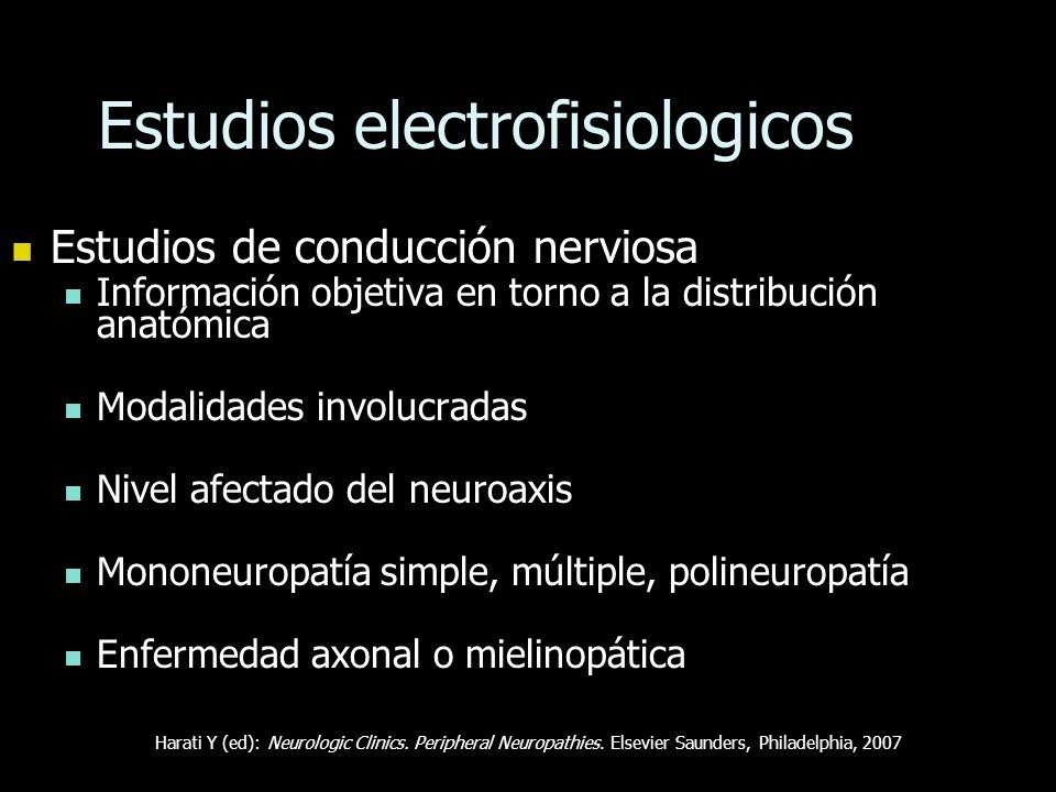 Estudios electrofisiologicos