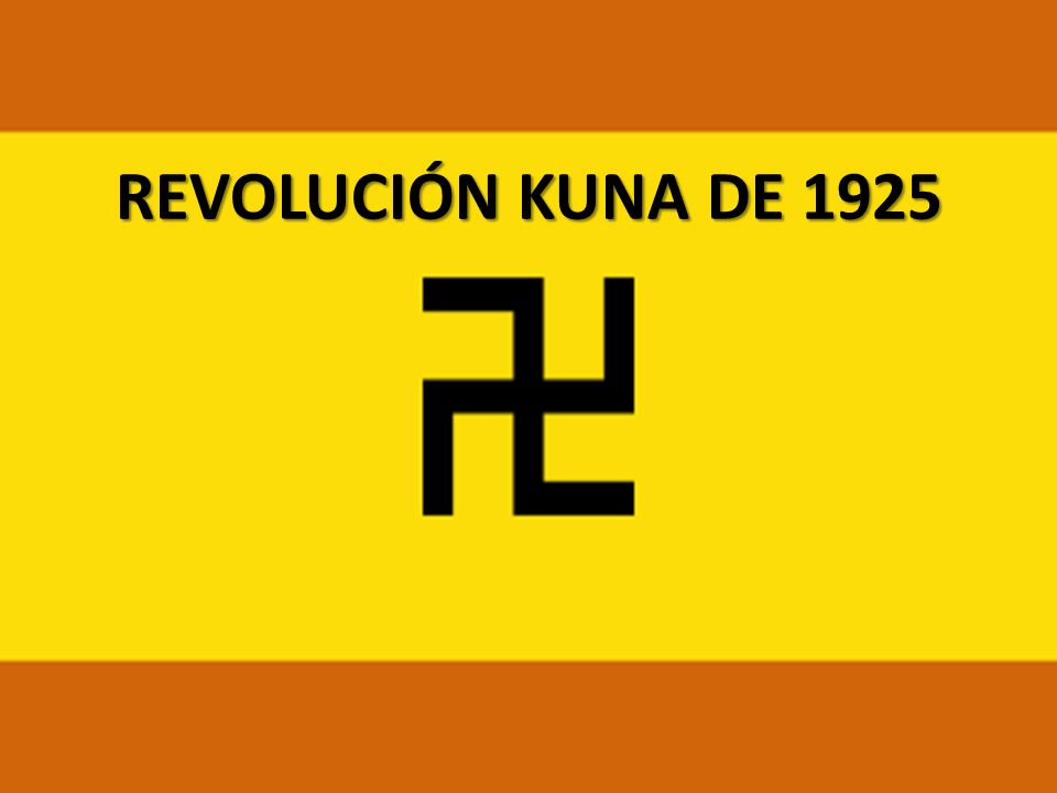 REVOLUCIÓN KUNA DE 1925