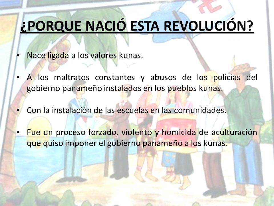 ¿PORQUE NACIÓ ESTA REVOLUCIÓN