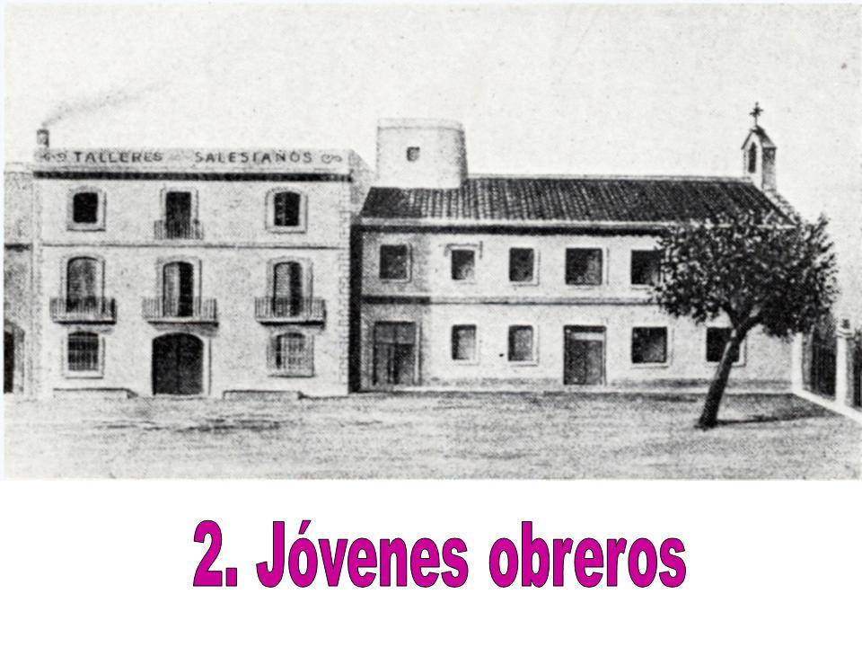 2. Jóvenes obreros