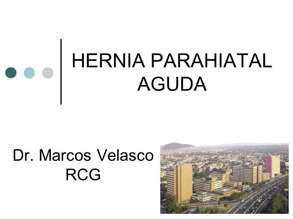 HERNIA PARAHIATAL AGUDA