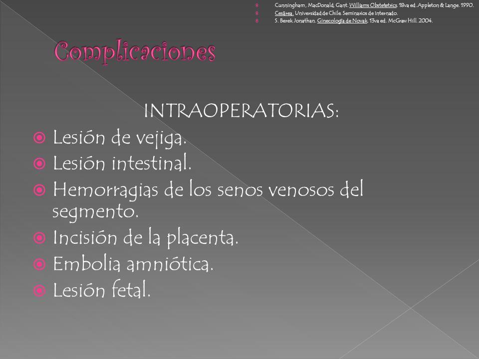 Cesárea e Histerectomía - ppt descargar
