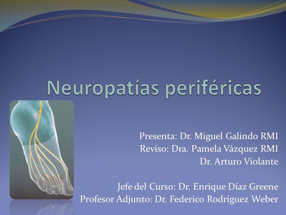 Neuropatías periféricas