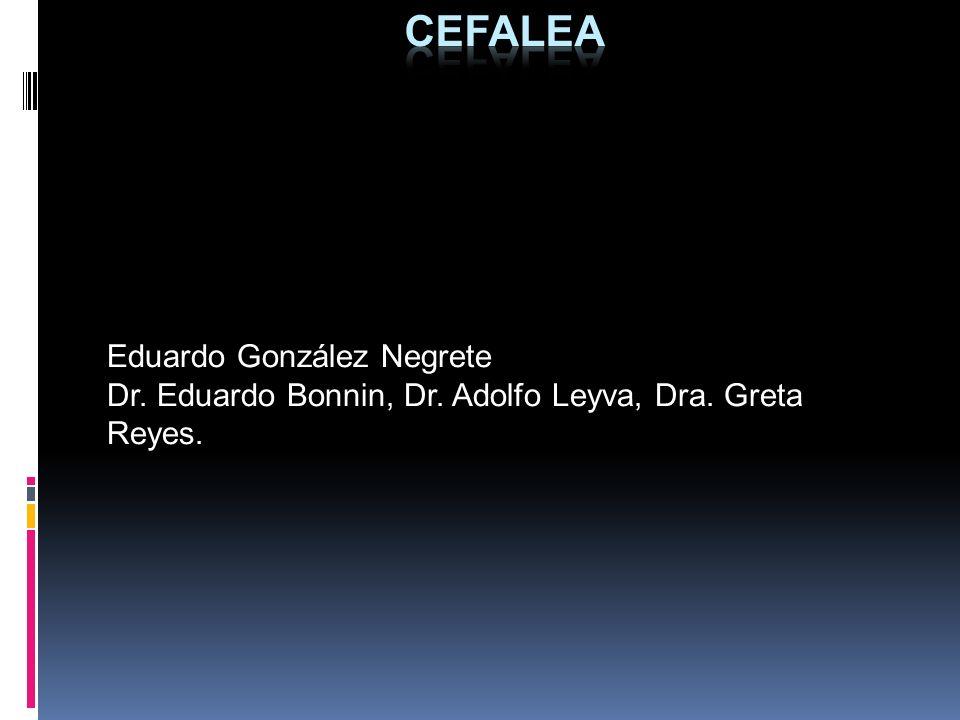 CEFALEA Eduardo González Negrete