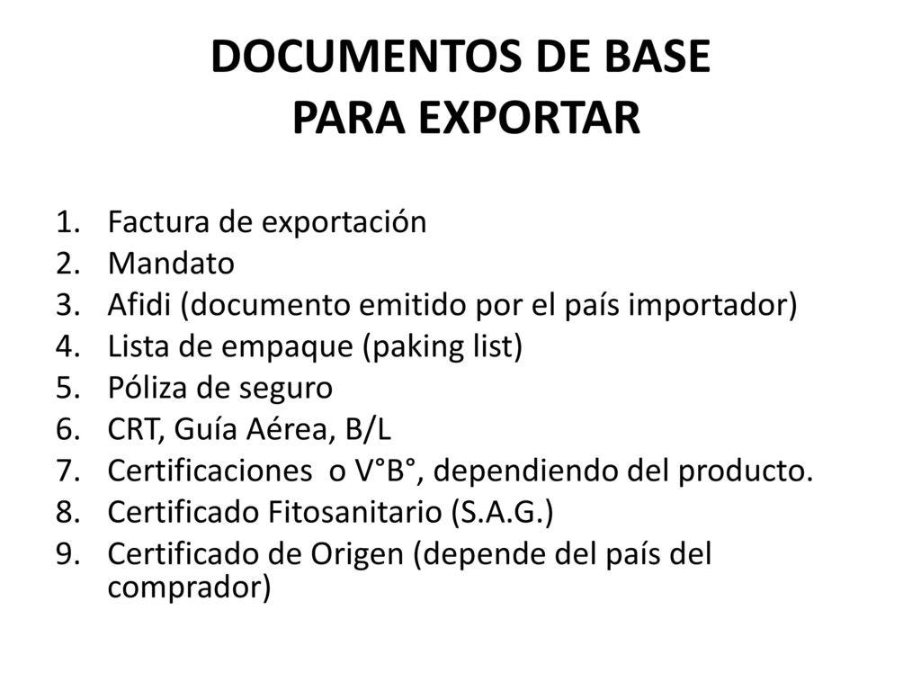 Taller Procedimientos Administrativos Y Legales Para Exportar  # Certificado Fitosanitario Muebles