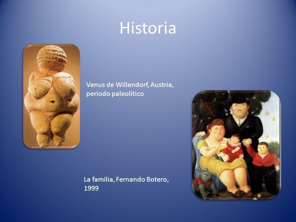 Historia Venus de Willendorf, Austria, periodo paleolítico