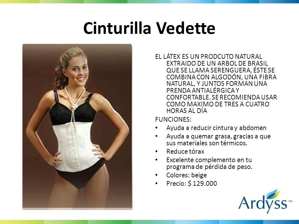 Cinturilla Vedette