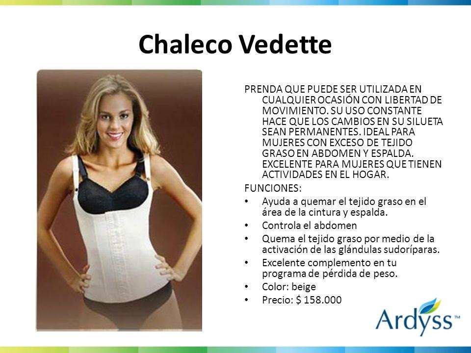 Chaleco Vedette