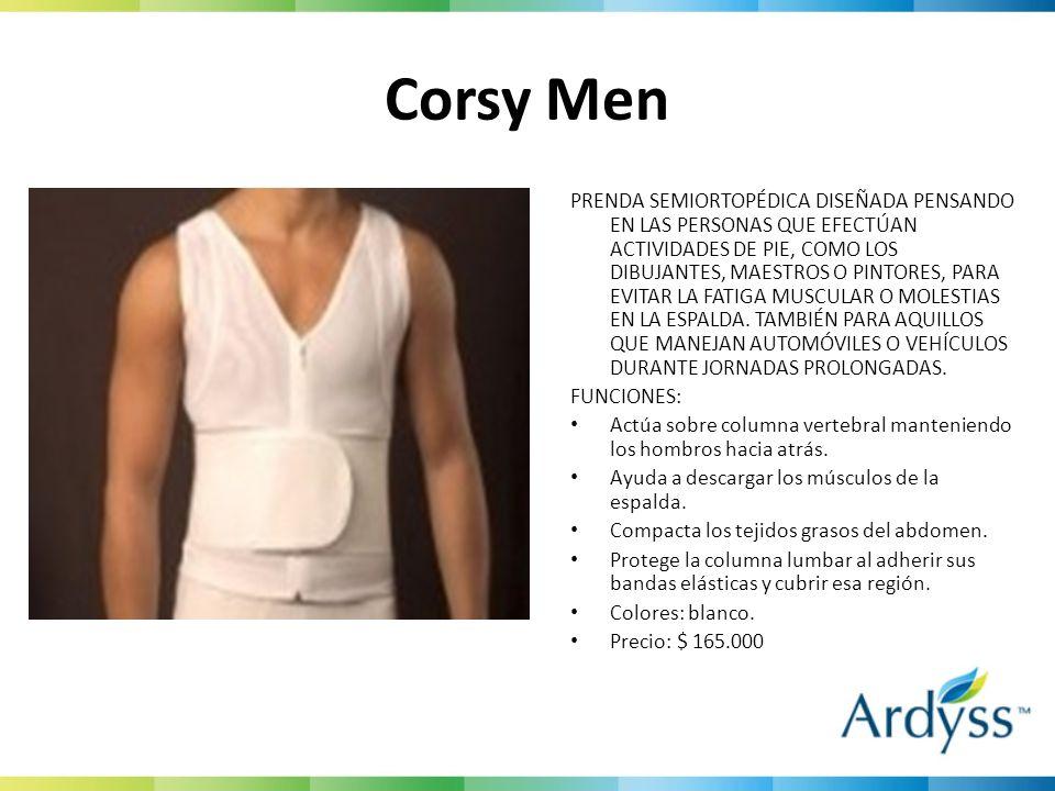 Corsy Men