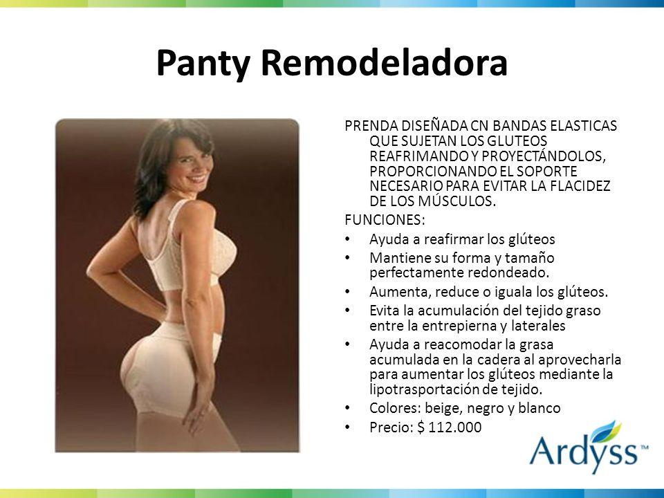 Panty Remodeladora