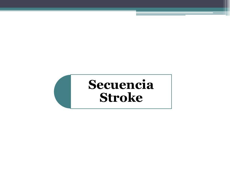 Secuencia Stroke