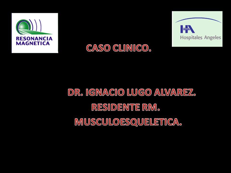 DR. IGNACIO LUGO ALVAREZ.