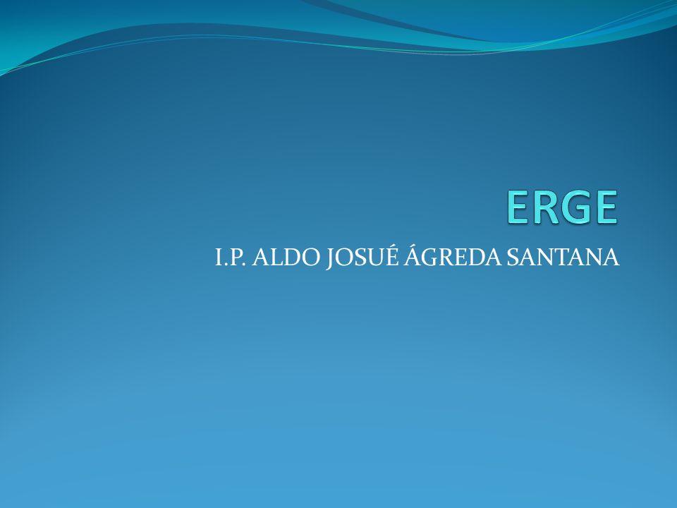 I.P. ALDO JOSUÉ ÁGREDA SANTANA