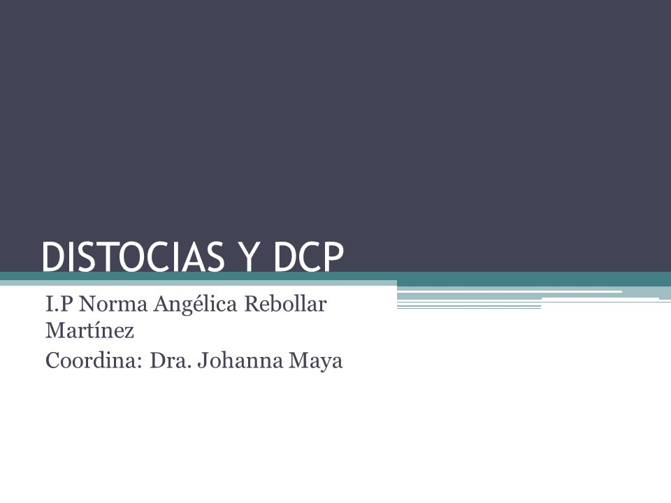 I.P Norma Angélica Rebollar Martínez Coordina: Dra. Johanna Maya