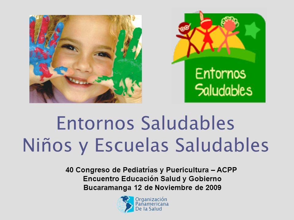 Niños y Escuelas Saludables