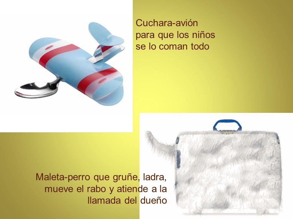 Cuchara-avión para que los niños se lo coman todo