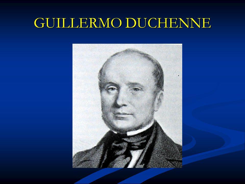 GUILLERMO DUCHENNE