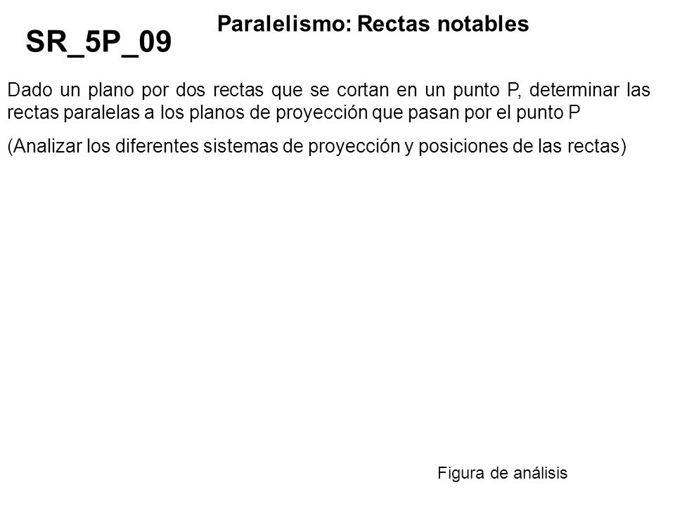 SR_5P_09 Paralelismo: Rectas notables
