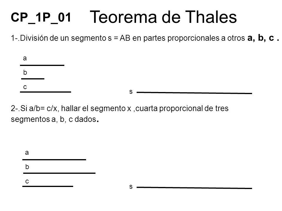 Teorema de Thales CP_1P_01