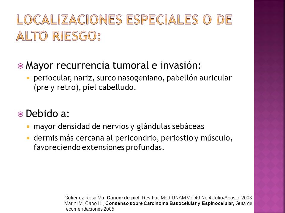 LOCALIZACIONES ESPECIALES O DE ALTO RIESGO: