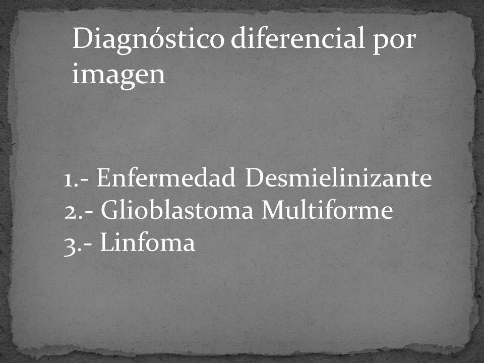 Diagnóstico diferencial por imagen
