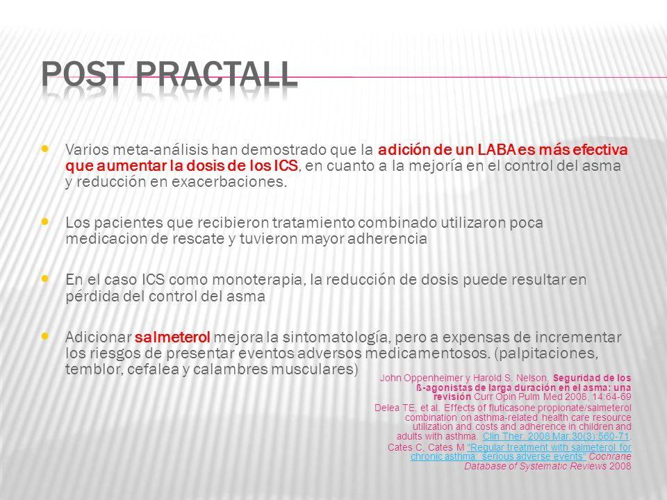 POST PRACTALL
