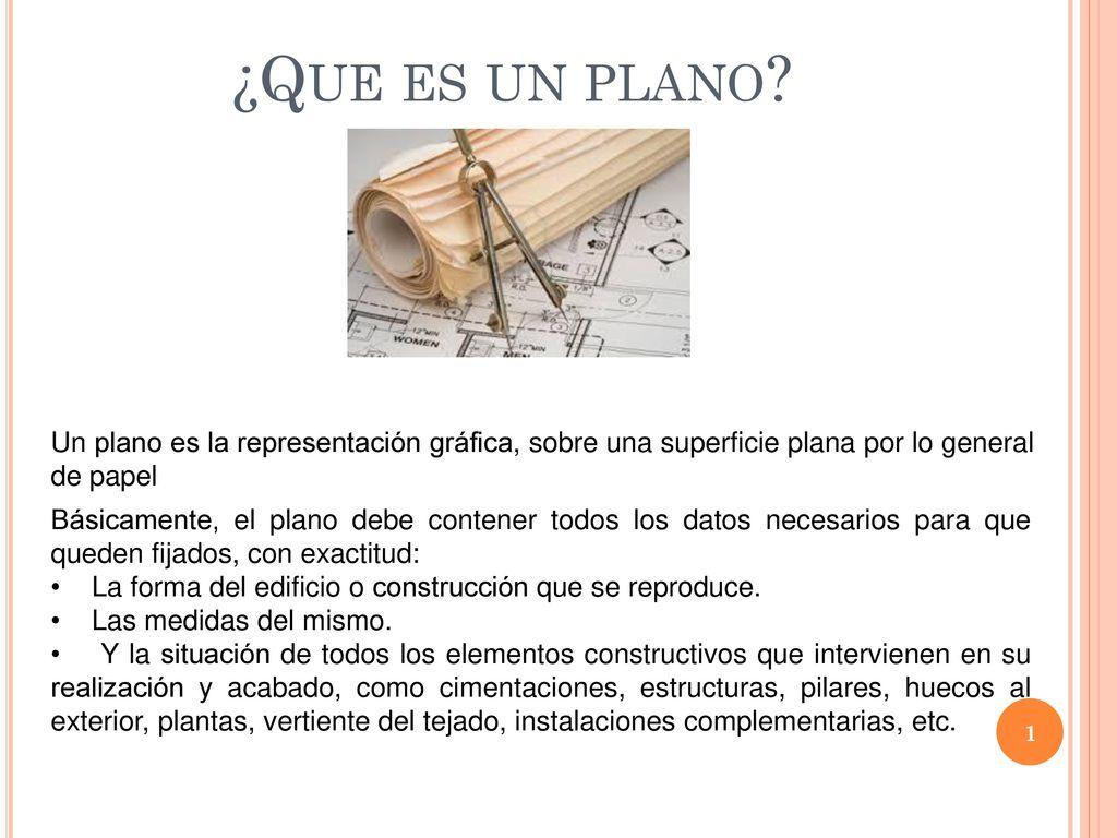 Que es un plano un plano es la representaci n gr fica for Plano de un vivero forestal