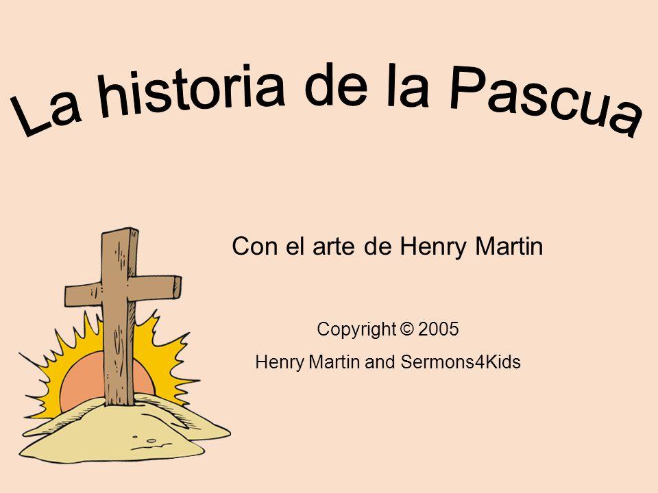 La historia de la Pascua