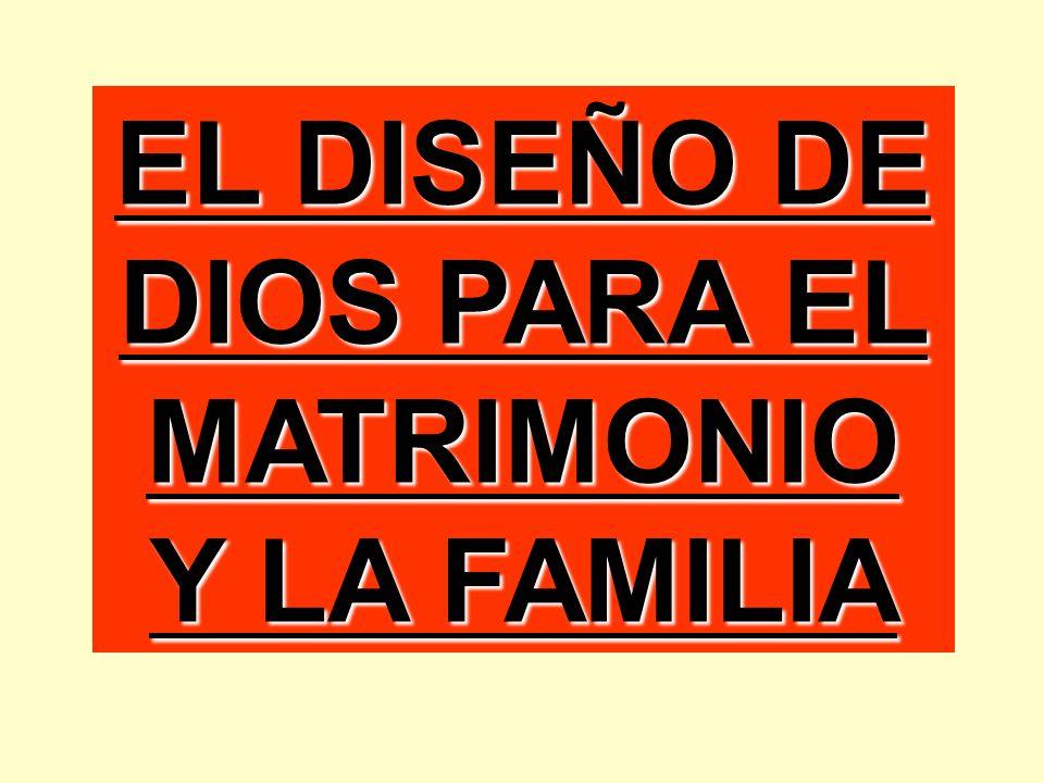 Matrimonio Y Familia En El Proyecto De Dios : El diseÑo de dios para matrimonio y la familia ppt