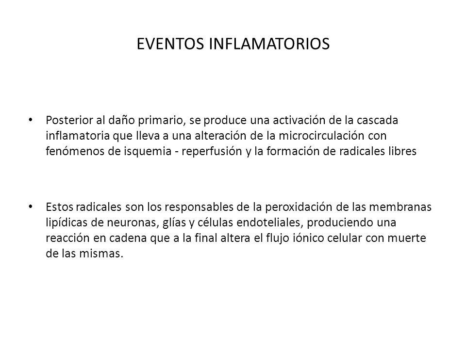 EVENTOS INFLAMATORIOS